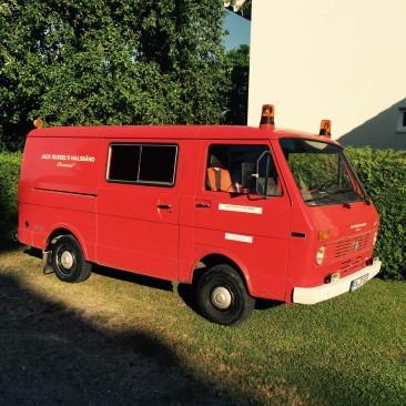"""VW LT-31 """"Florian"""""""